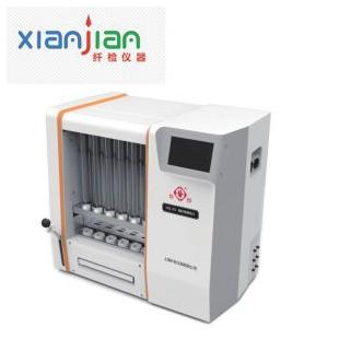 SLQ-202粗纤维测定仪 纤维素含量检测仪