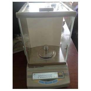 FA2104N电子分析天平 实验室电子g称