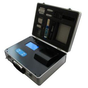 二氧化氯測定儀XZ-0107多參數水質分析儀