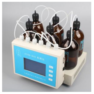 870H无汞数显BOD测定仪 压差法BOD检测仪