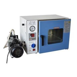 DZF-6050不锈钢钢内胆真空干燥箱50升真空箱