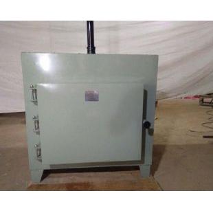 电缆实验电炉SX2-2.5-10D烟道式箱式电阻炉