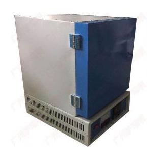 实验室马弗炉SX2-12-10N沪粤明一体式箱式电阻炉