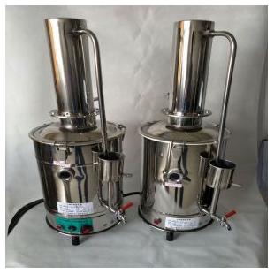YAZD-10不锈钢电热蒸馏水器10升/h蒸馏锅
