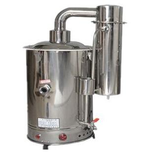 YAZD-20不銹鋼電熱蒸餾水器5/10/20h蒸餾水器