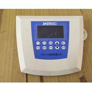 PHSJ-4F实验室pH计 高精度酸度计