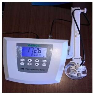 DDS-11A电导率仪 台式精密电导率仪