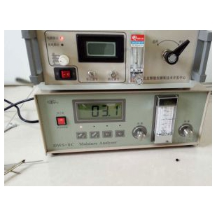 DWS-ⅡC微量水分测量仪 气体水分检测仪