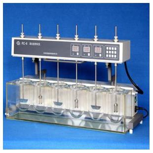 六杯六杆溶出度仪RC-6溶出度测试仪