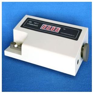 YD-1片剂硬度测试仪 天津国铭片剂硬度仪