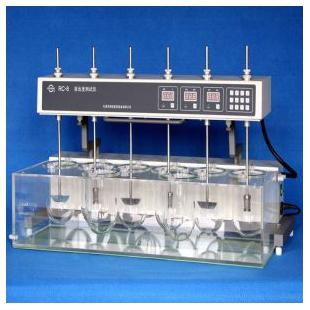 药物溶解度检测仪RC-8天津国铭溶出度测试仪