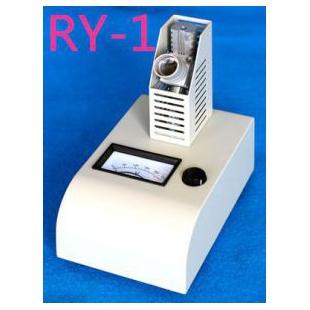RY-1药物熔点测试仪 药物熔点仪