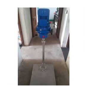 化工制药电动搅拌机JB2000-FX防爆电动搅拌机