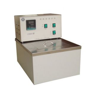 化驗室蒸餾濃縮水浴鍋CS601上海博訊超級恒溫水浴