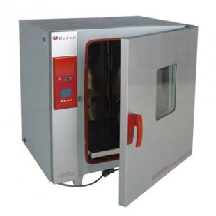 BGZ-76不锈钢内胆电热鼓风干燥箱