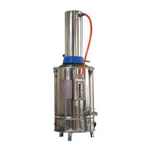 实验室纯水蒸馏器YN-ZD-Z-10不锈钢电热蒸馏水器
