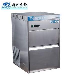 食品加工雪花形制冰机XB-100雪花制冰机