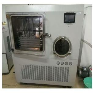 果汁冻干粉烘干机SCIENTZ-100F硅油原位准冷冻干燥机