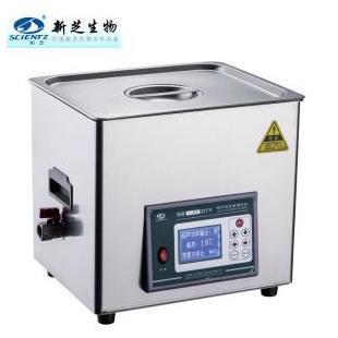15L清洗器SB-400DTY宁波新芝扫频超声波清洗机