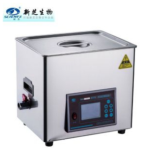 SB-4200DTS双频超声波清洗机 新芝14.4L清洗器