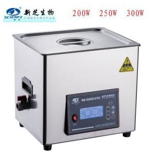 SB-5200DTD新芝超聲波清洗機 燒杯清洗器