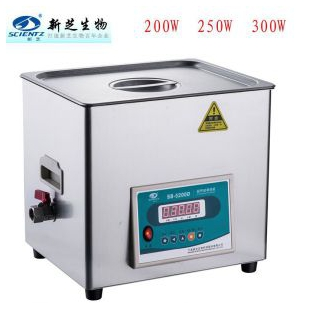 SB-5200D超声波清洗器10L200W清洗机