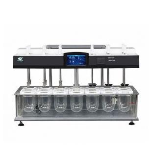 新芝生物药液溶出度测试仪RC1210药物溶出试验仪