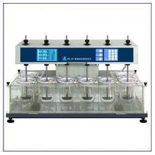 ZRC-8FT智能溶出度测定仪 药物溶剂试验仪