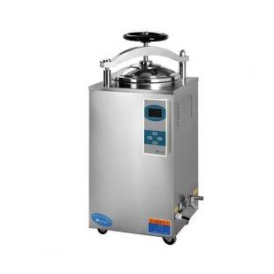 液晶控制灭菌锅LS-35HD手轮式压力蒸汽灭菌器