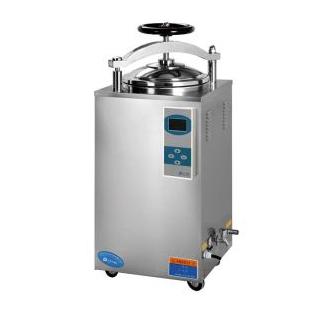 50升不锈钢灭菌器LS-50HD手轮式压力蒸汽灭菌器