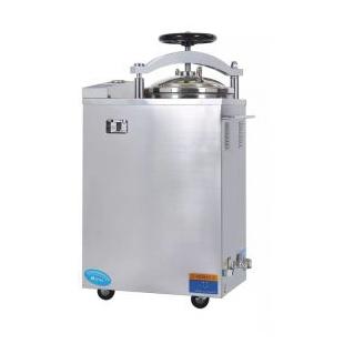 LS-75HV脉动真空立式蒸汽灭菌器 实验培养皿灭菌消毒器