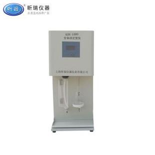 KDN-1000全自动凯氏定氮仪 自动加碱、加水、回收定氮仪