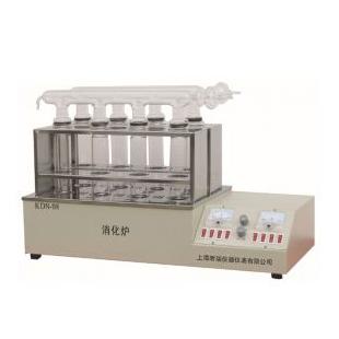 KDN-08D凱氏定氮儀4/8孔消化爐