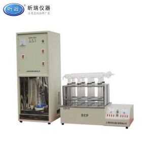 KDN-2C凯氏定氮仪 自动加热蒸馏器