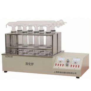 上海昕瑞20孔井式可控硅数显控温KDN-20C数显消化炉