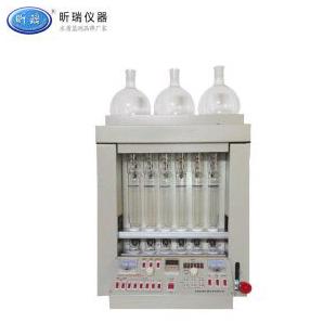 酸碱浓度粗纤维测试仪CXC-06粗纤维测定仪