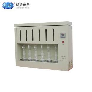 SZF-06A脂肪测定仪 索氏抽提脂肪测试仪