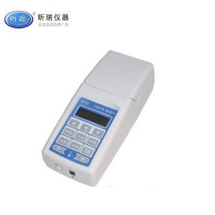 制药行业污水浊度测试仪WGZ-3B便携式浊度计