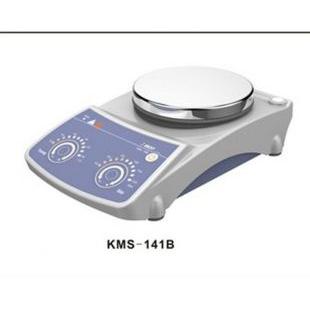 LED刻度显示磁力搅拌器KMS-141B上海精凿磁力搅拌器