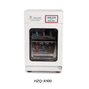恒温振荡培养箱HZQ-X100立式恒温双层振荡培养箱