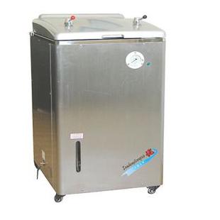 高压蒸汽消毒器YM100A立式压力蒸汽灭菌器