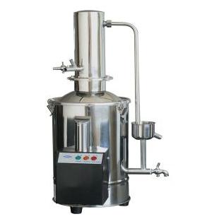 DZ5Z不锈钢电热蒸馏水器(5L断水自控型)
