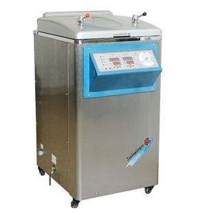 自动超压泄汽灭菌器YM75FGN立式压力蒸汽灭菌器