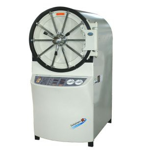 上海三申150L卧式灭菌器YX-600W卧式圆形压力蒸汽灭菌器