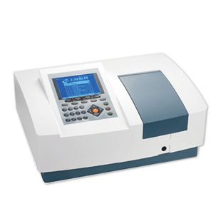 水質分析光譜儀V729大屏幕掃描型可見分光光度計