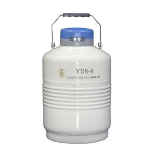 金凤液氮罐YDS-6贮存型液氮罐
