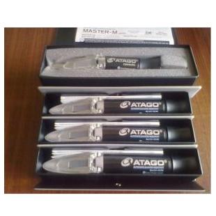 MASTER-20T刻度式手持折射仪 日本爱拓糖度计