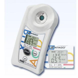 PAL-Easy五種水果酸度檢測儀 日本愛拓水果酸度計