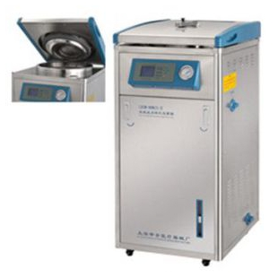 LDZM-60L-III立式高壓蒸汽滅菌器 真空干燥高壓鍋