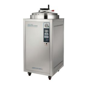 LDZH-150L立式壓力蒸汽滅菌器 上海申安高壓滅菌器